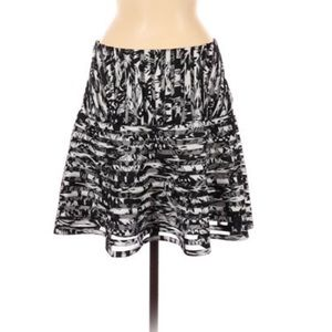 Parker Mini Stripped Skirt 4